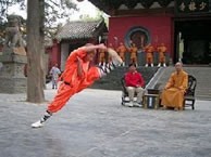 Cruise and Kung Fu Tour